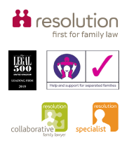 Legal 500. Resolution Collaborative.  Resolution Specialist. Sorting out Separation.  Resolution.