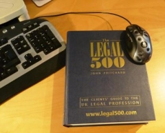 Recommended by The Legal 500 for Family Law.