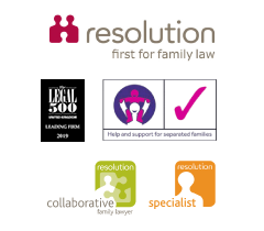 Family Law Accreditations.