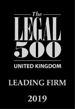 Legal 500 Leading Family Law firm