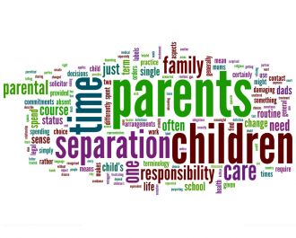 A parent is still a parent even after divorce or separation.