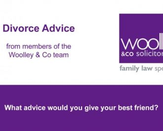What is the best divorce advice you can give a friend?.