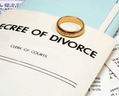 Decree of divorce.