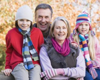 Grandparents' rights and special guardianship orders.