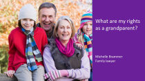 What are my rights as a grandparent?.
