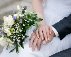 Marriage and civil partneships.