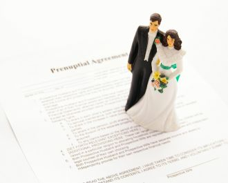 How to create a binding prenuptial agreement.