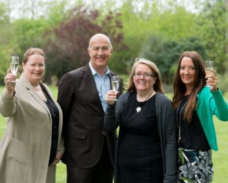 Divorce solicitors celebrate 20 years in business.