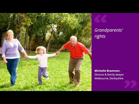 Do grandparents have any rights?