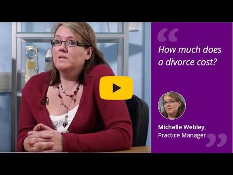 Family solicitors - How we charge