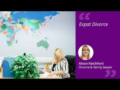 Expat Divorce