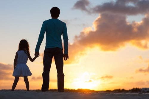 Fathers rights to see his child UK | Fathers access rights | Woolley & Co