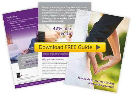 Download prenup guide here