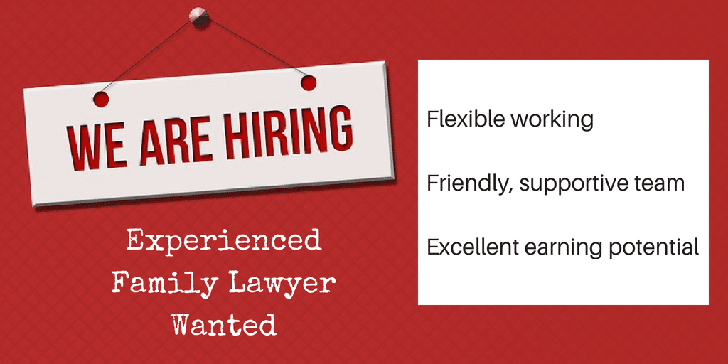Divorce Solicitor & Family Lawyer Vacancies   Woolley & Co