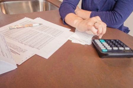 Four steps to a financial settlement