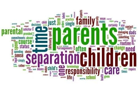 A parent is still a parent even after divorce or separation
