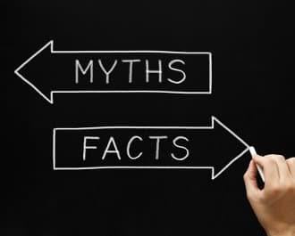 10 divorce myths