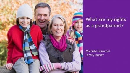 What are my rights as a grandparent?