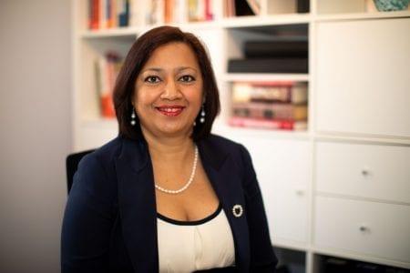 Cornwall family lawyer Mala Mandalia