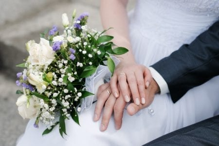 Marriage and civil partneships