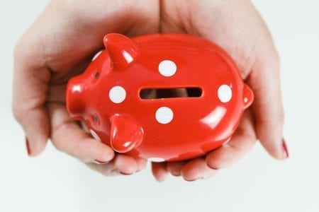 Piggy bank - new pension rules