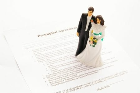 How to create a binding prenuptial agreement
