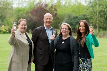 Divorce solicitors celebrate 20 years in business