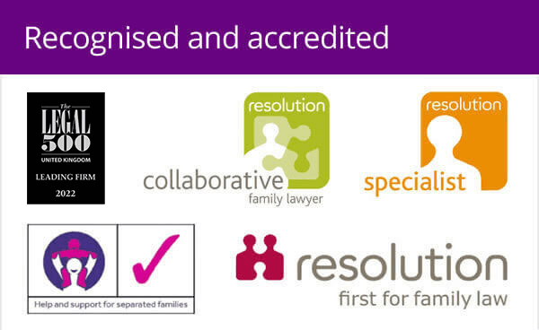 Recognised and accredited.