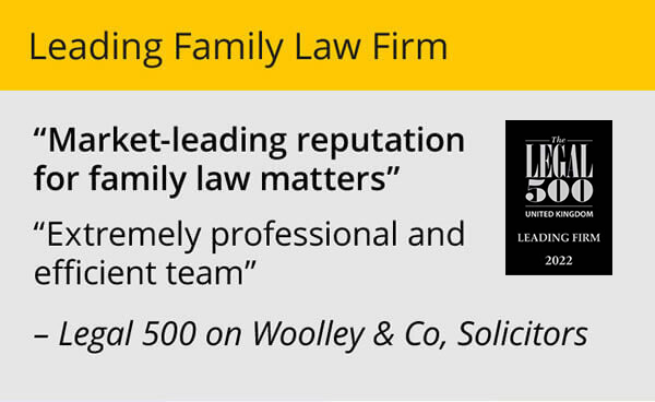 Leading Family Law Firm.